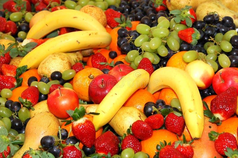 Gemengd fruit stock foto