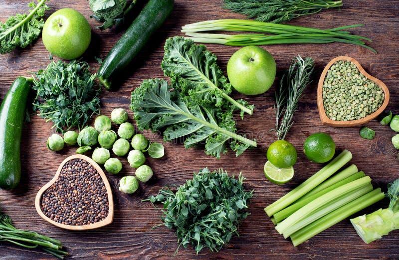 Gemengde groenten, peulvruchten stock foto
