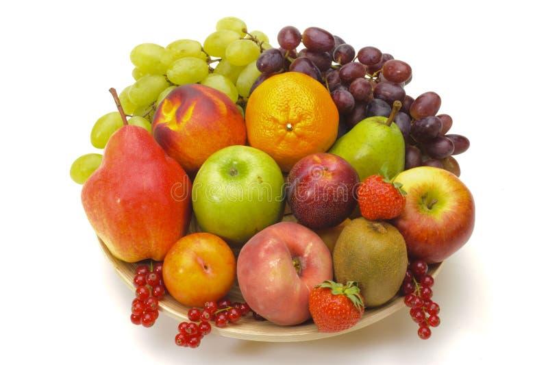 Gemengde vruchten stock afbeeldingen