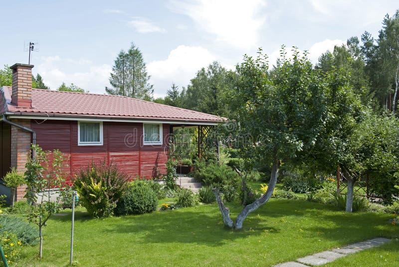 gemenskapträdgårdtäppa arkivbild