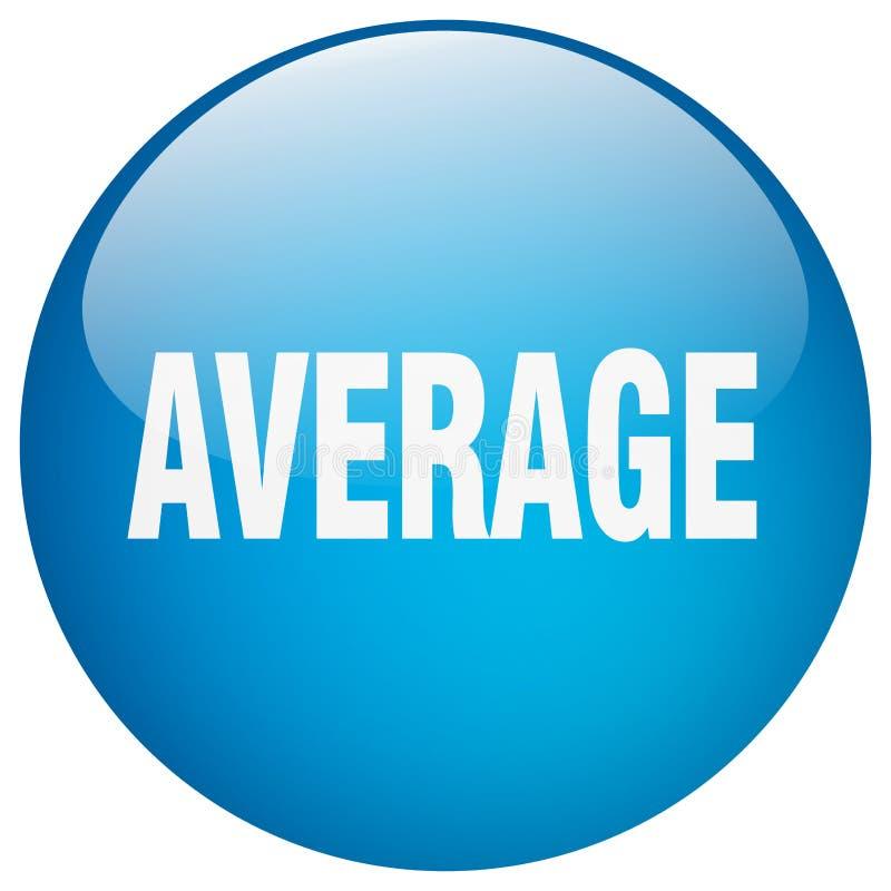 gemiddelde knoop stock illustratie