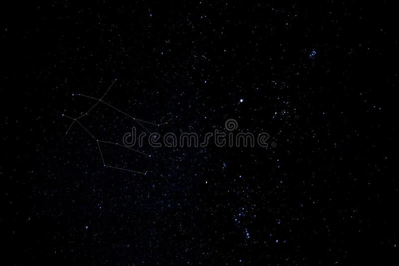 Download Gemini Real Sky Royalty Free Stock Photo - Image: 27197415