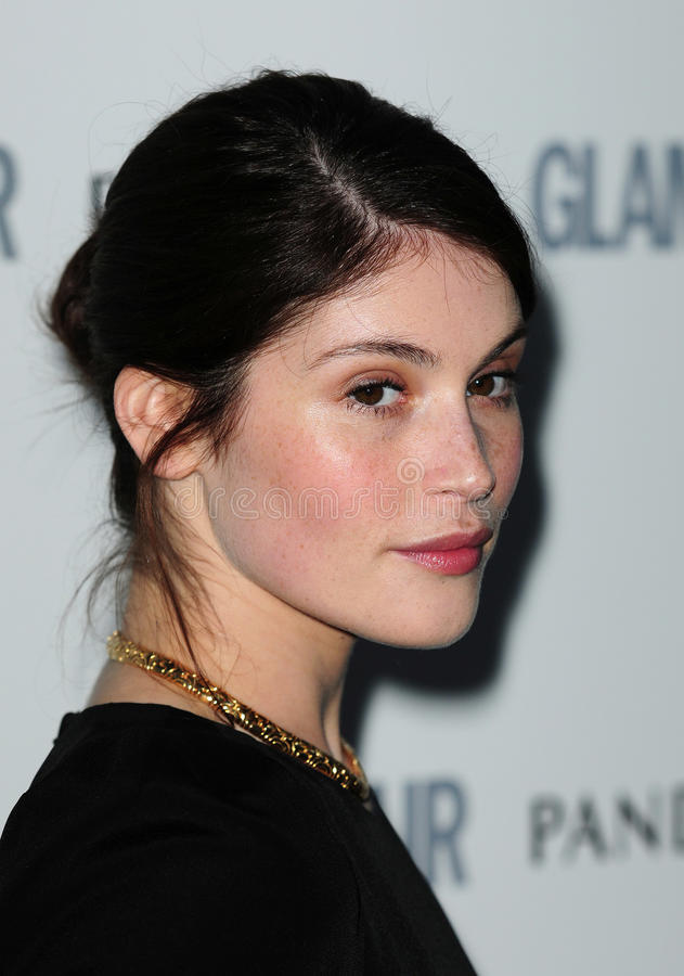 Gemma Arterton. Arriving for the 2011 Glamour Awards, Berkeley Square, London. 07/06/2011 Picture by: Simon Burchell / Featureflash stock photo