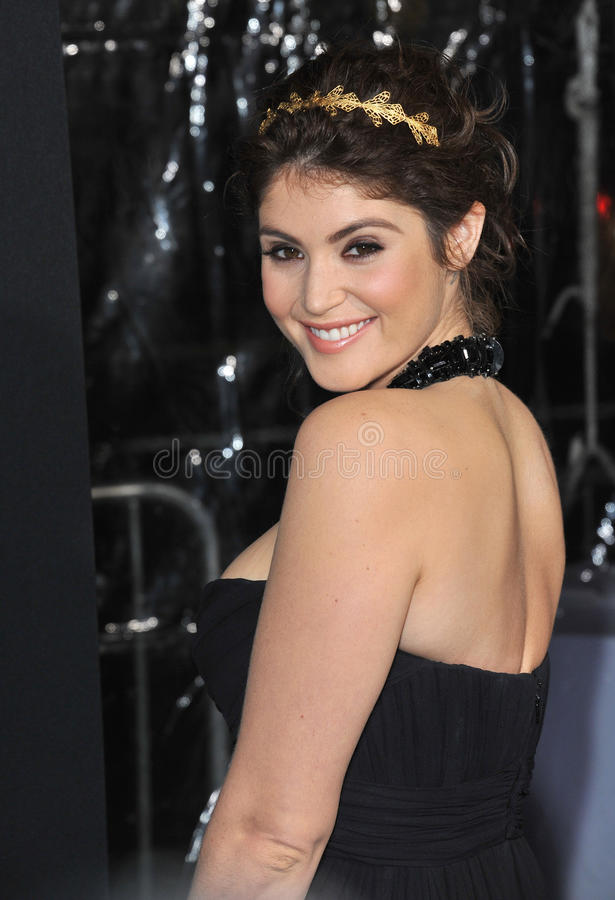 Gemma Arterton. At the Los Angeles premiere of her new movie 'Hansel & Gretel: Witch Hunters' at Grauman's Chinese Theatre, Hollywood. January 24, 2013 Los stock images