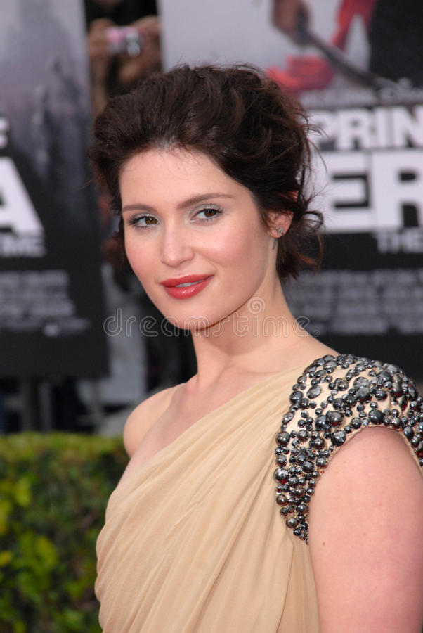 Gemma Arterton,Prince. Gemma Arterton at the Prince of Persia: The Sands of Time Los Angeles Premiere, Chinese Theater, Hollywood, CA. 05-17-10 royalty free stock photo