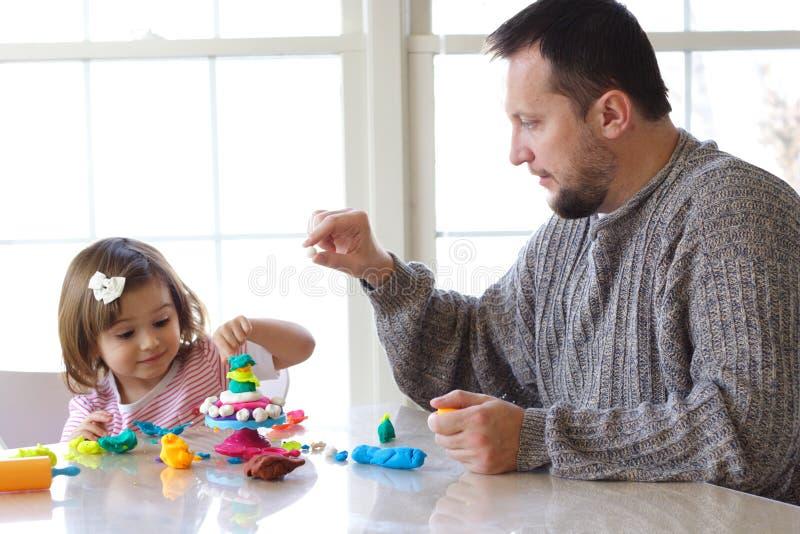 gemowy playdough zdjęcia royalty free