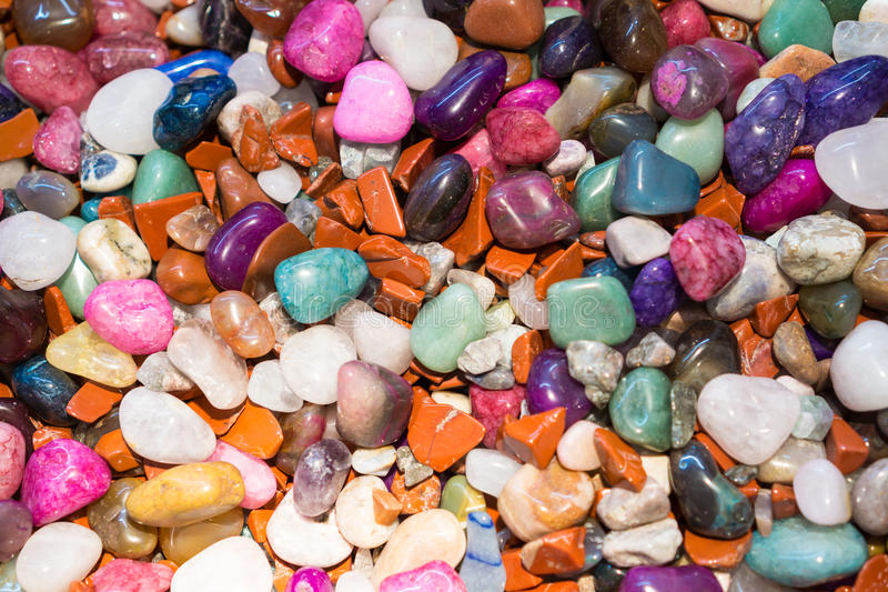 Gems royalty free stock photo