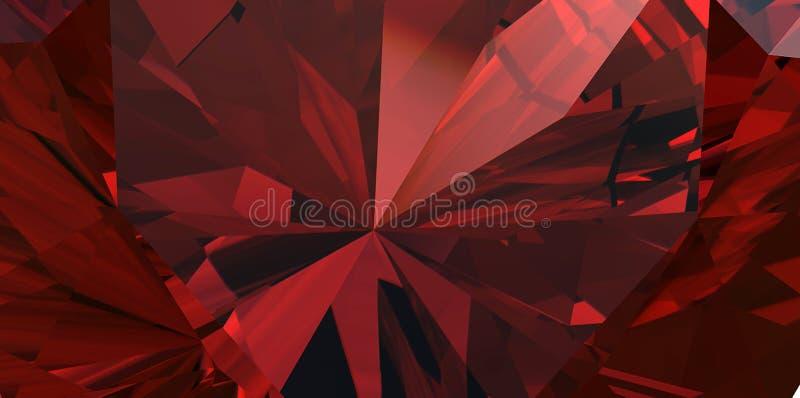 gemstone венисы предпосылки иллюстрация вектора