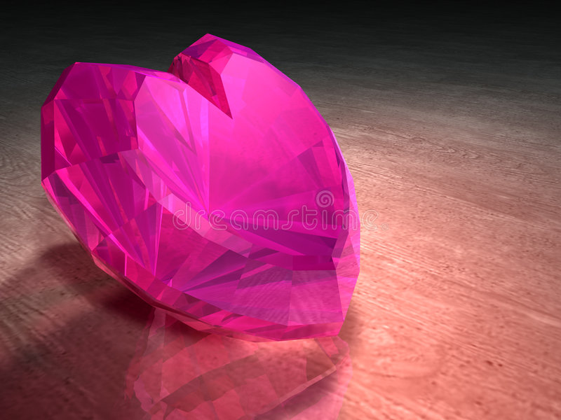 Gemstone Amethyst foto de stock royalty free
