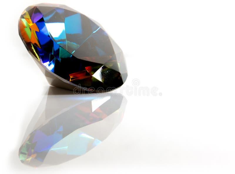 Gemstone místico do Topaz foto de stock royalty free