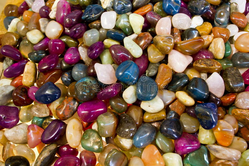 Gemstones foto de stock
