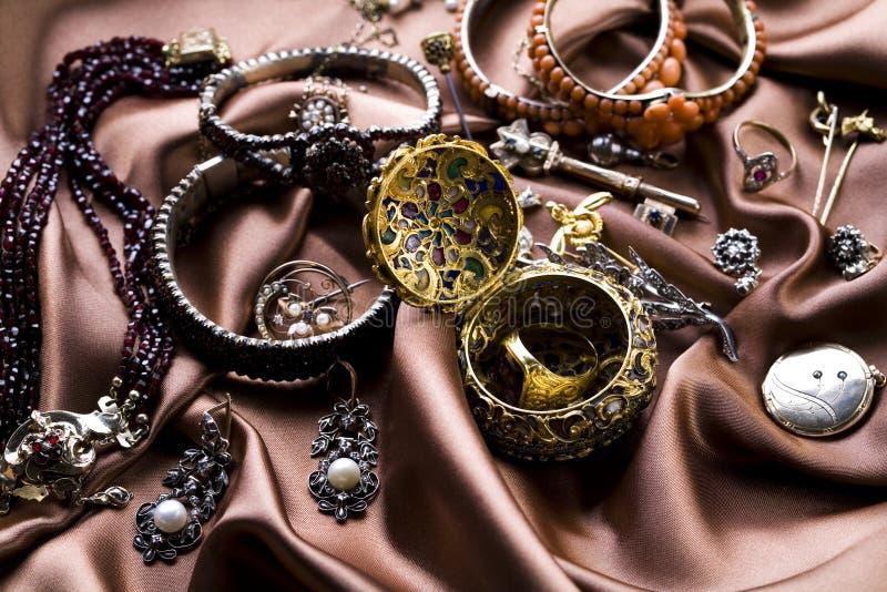 Gemstones - jóias fotos de stock royalty free