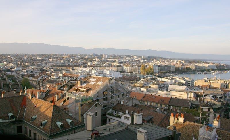 Genève 10 stock foto
