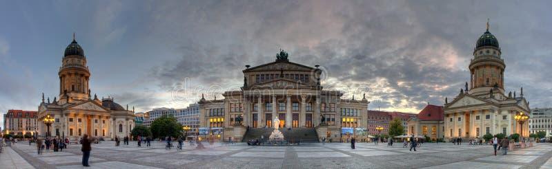 Gendarmenmarkt Berlijn royalty-vrije stock afbeeldingen