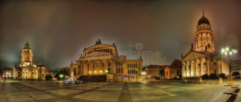 Gendarmenmarkt Berlijn, Duitsland royalty-vrije stock foto's