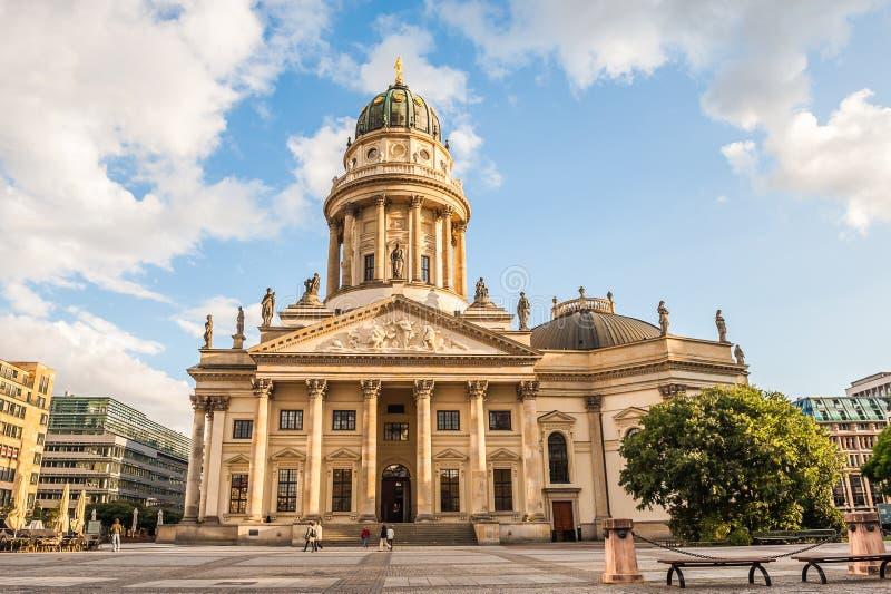 Gendarmenmarkt, Berlin, Germany royalty free stock photo
