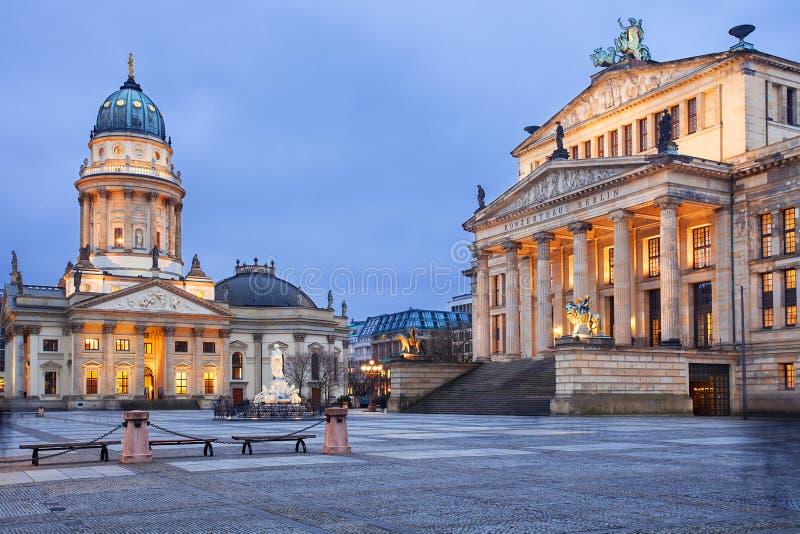 Gendarmenmarkt, Berlin, Germany royalty free stock photography