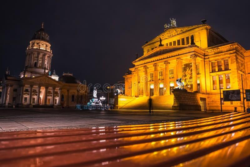 Gendarmenmarkt square, Berlin, Germany royalty free stock photos