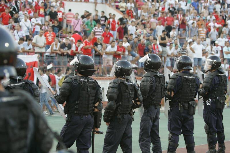 Download Gendarmerie Officers Restore Public Order Editorial Image - Image: 32187355