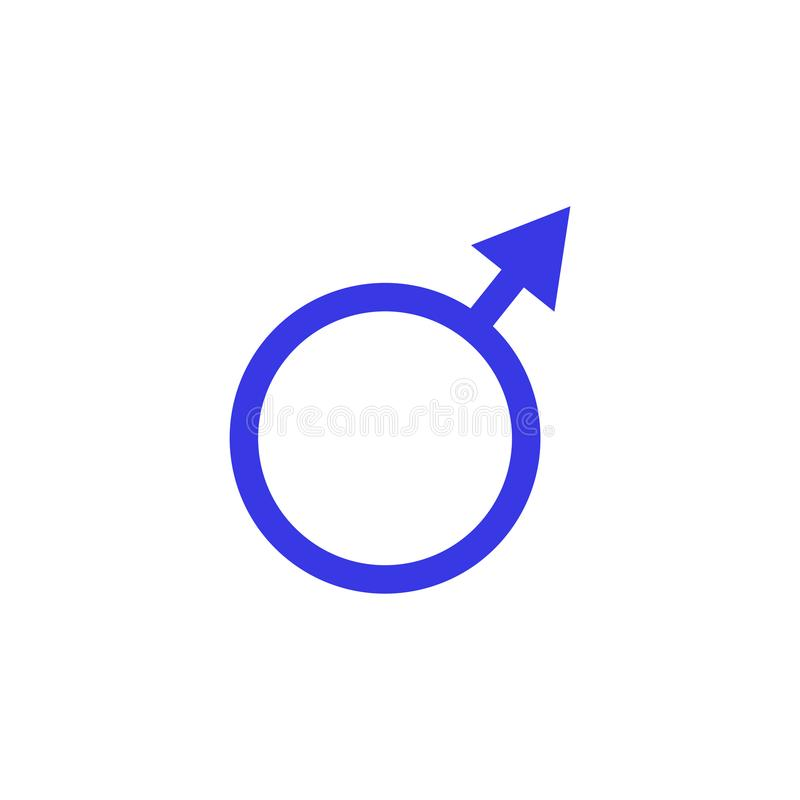 Gender eqgender equity symbol, iconuity symbol, icon stock images