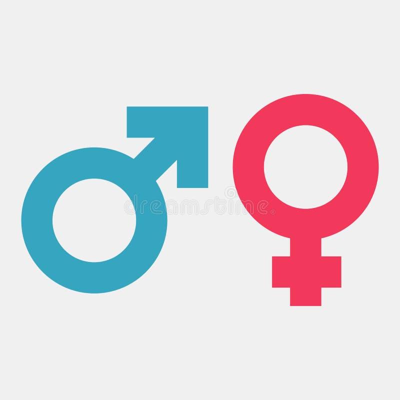 Gender Symbols Vector Stock Vector Illustration Of Abstract 106476923