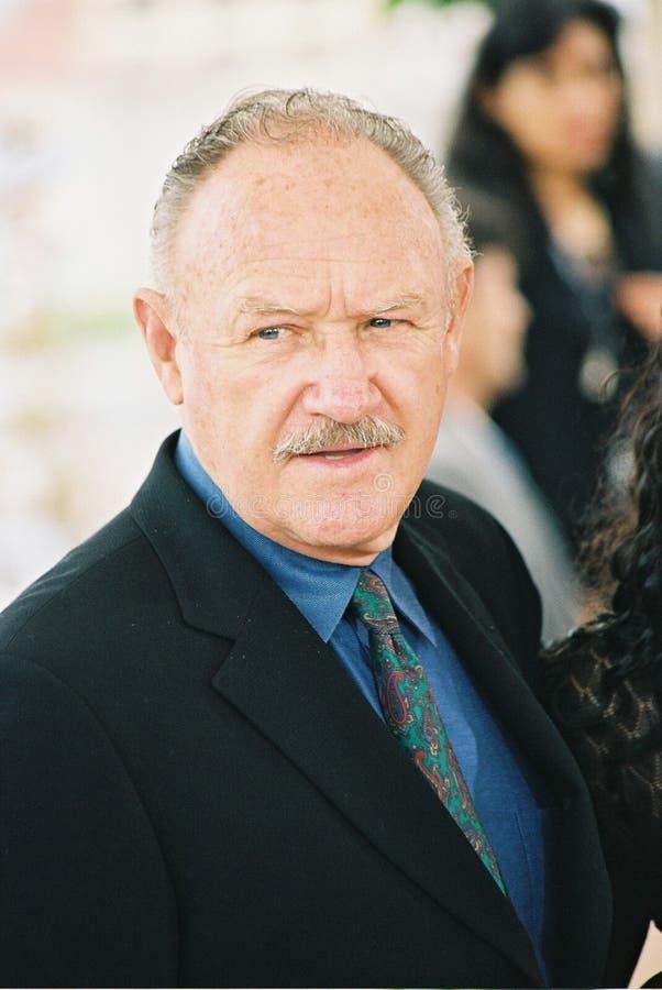 Gene Hackman stockbild
