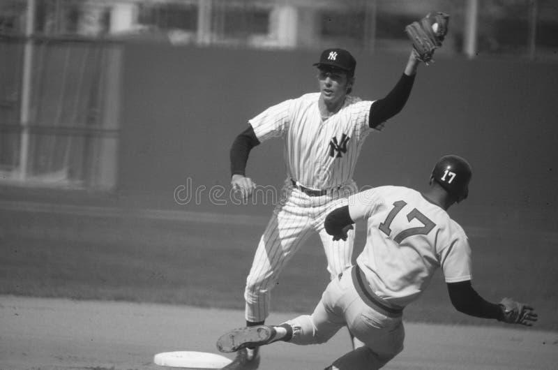 Gene Michael New York Yankees fotografia stock libera da diritti