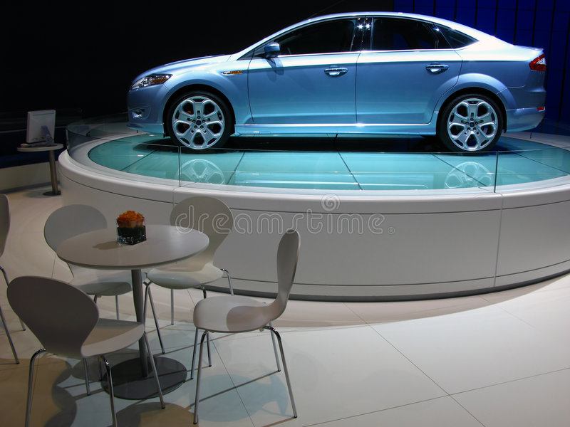 Genebra Auto-mostra 2007 fotos de stock