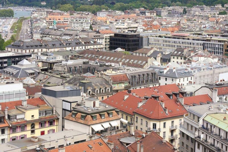 Genebra, Switzerland imagens de stock royalty free