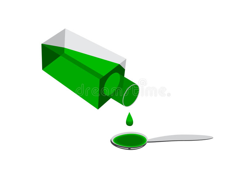 geneeskunde vector illustratie