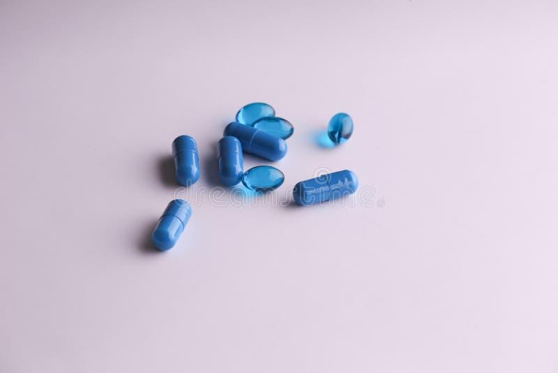 Geneeskundedrugs Medische voorbereidingen, gezondheid royalty-vrije stock afbeelding