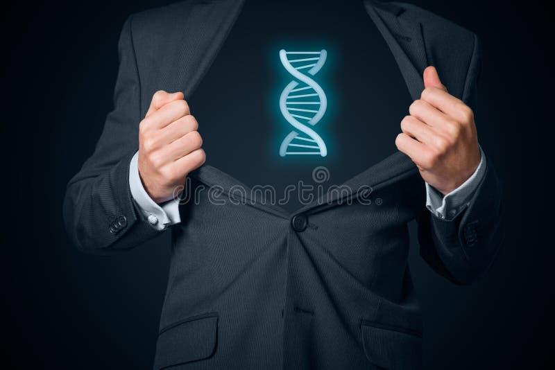Genen voor zaken royalty-vrije stock afbeeldingen