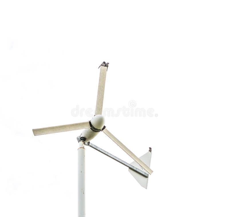 Generador de viento fotografía de archivo libre de regalías