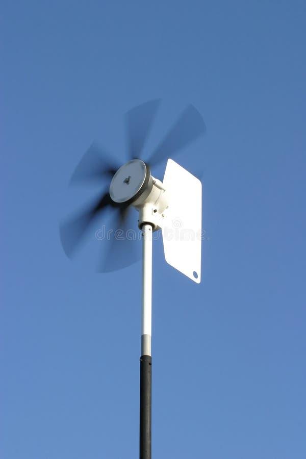 Generador de viento imagen de archivo libre de regalías