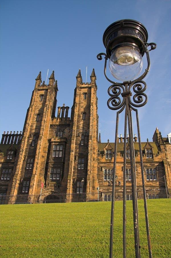 Download General Assembly Building, Edinburgh, Scotland Stock Photos - Image: 9537933