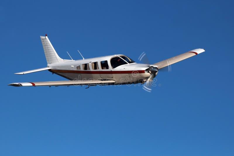 General Aviation - Piper Saratoga Aircraft royalty free stock image