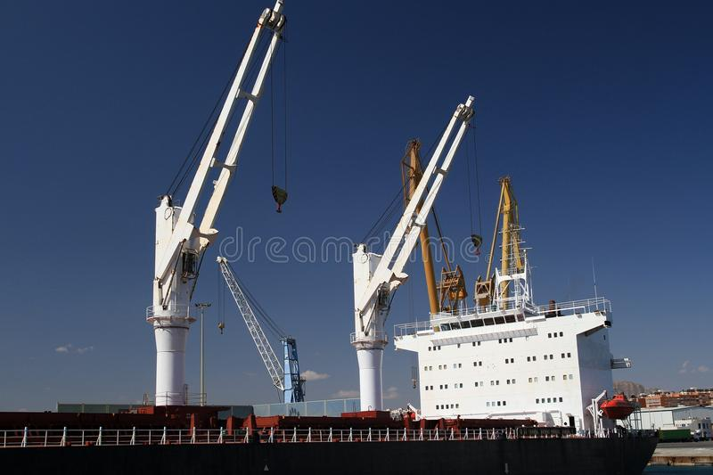Download General cargo ship stock image. Image of forward, refinery - 29478843