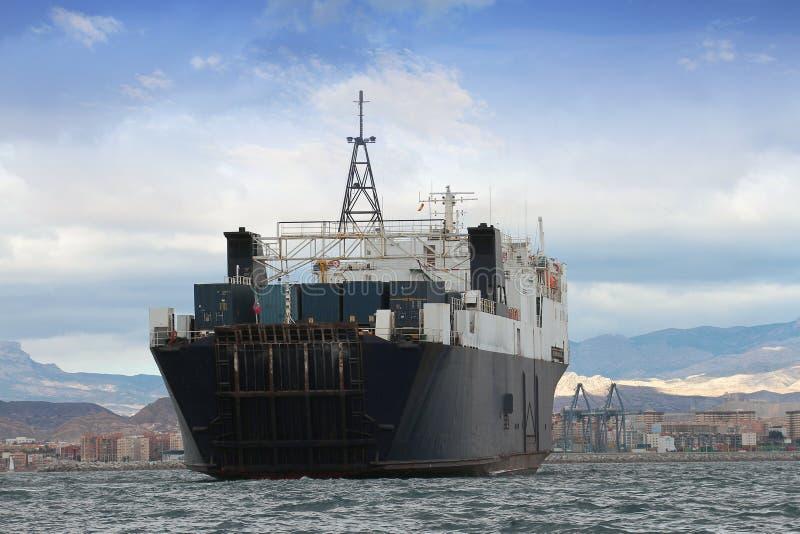 General Cargo Ship Royalty Free Stock Image