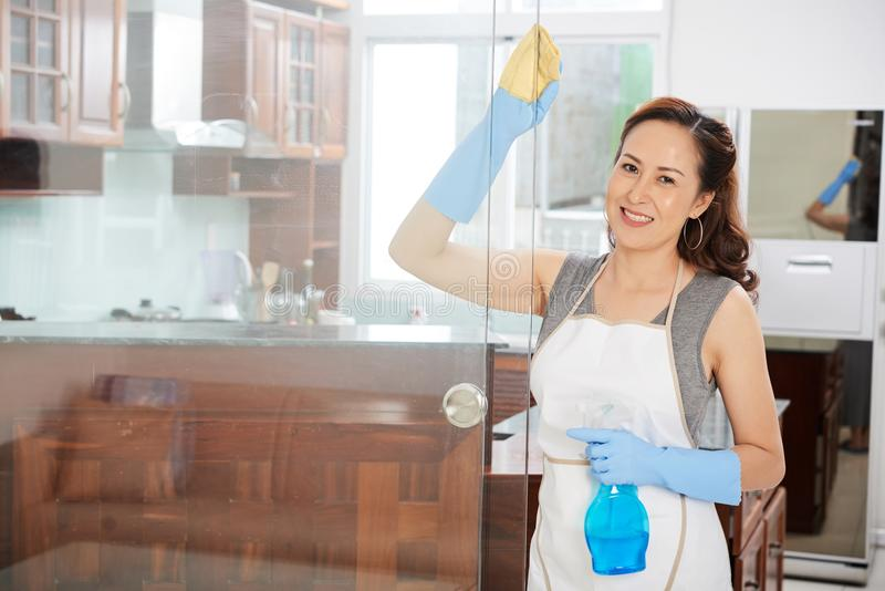 General cleaning stock images