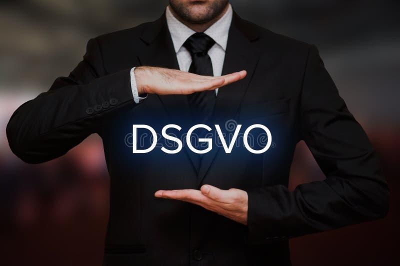 Datenschutz Grundverordnung DSGVO royalty free stock photography