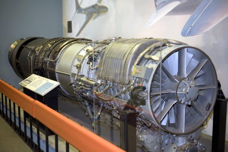 General Electric J79 engine stock image