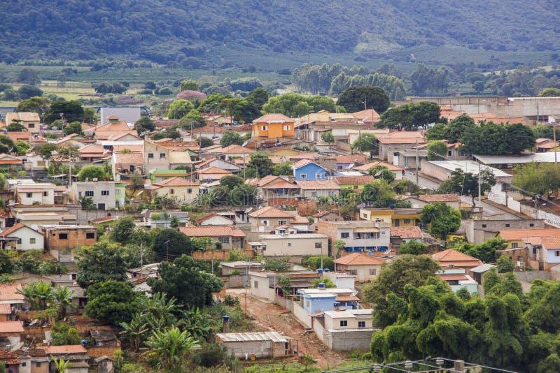 General fängt Brasilien auf lizenzfreie stockbilder