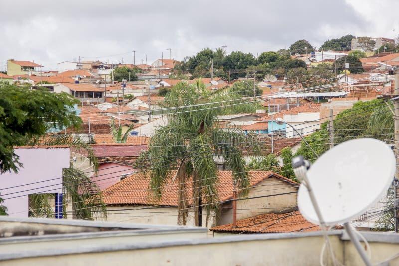 General fängt Brasilien auf lizenzfreies stockbild