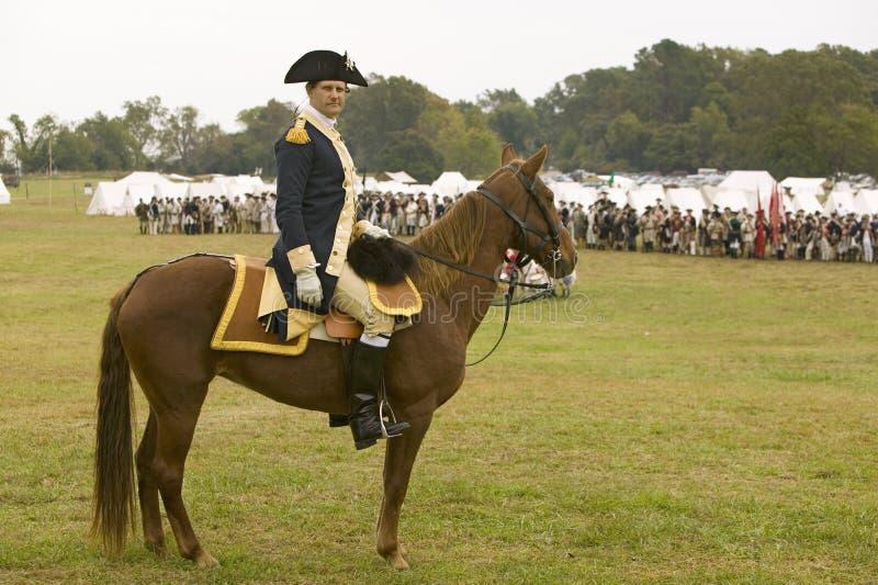 General George Washington Editorial Stock Image