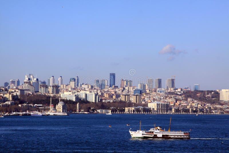General Istanbul Beskåda royaltyfria bilder