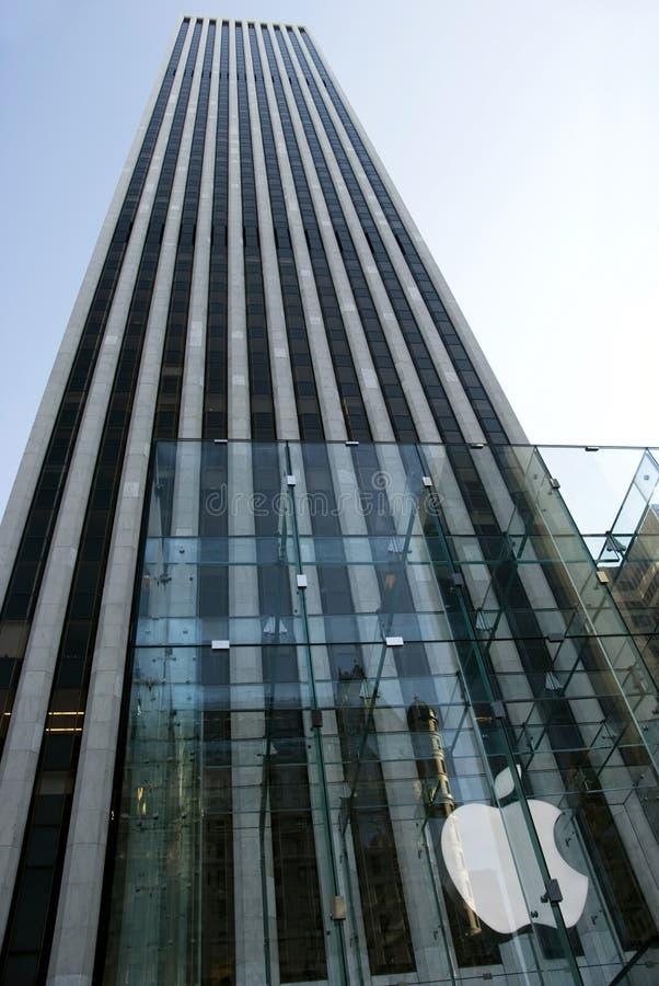 General Motors Building - New York stock photography