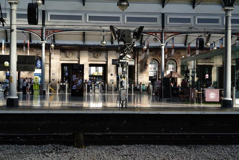 Central Railway Station Newcastle upon Tyne stock photos