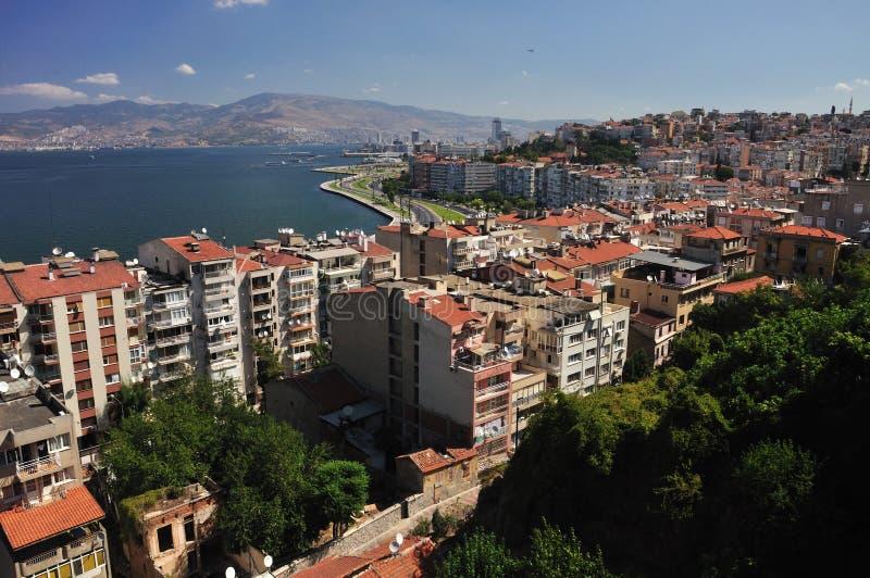 Download General View On Izmir, Turkey Stock Image - Image: 29936935