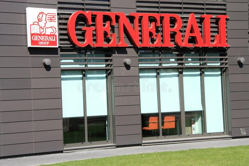 generali zdjęcie royalty free