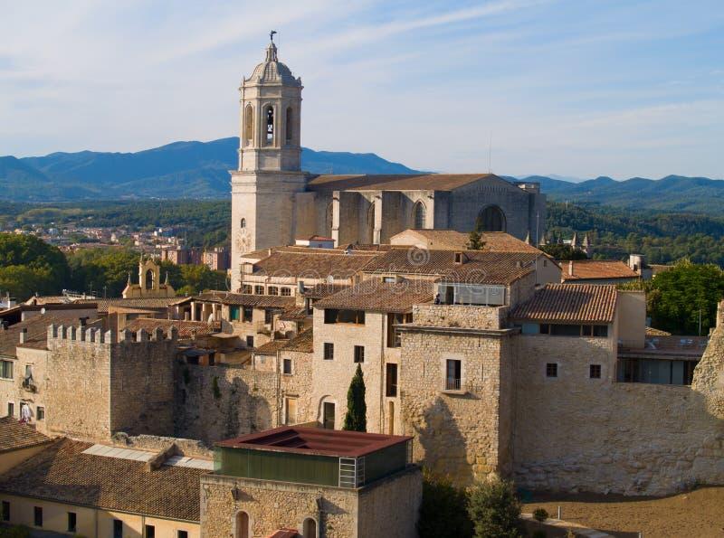 Generalità di Girona, Spagna immagine stock